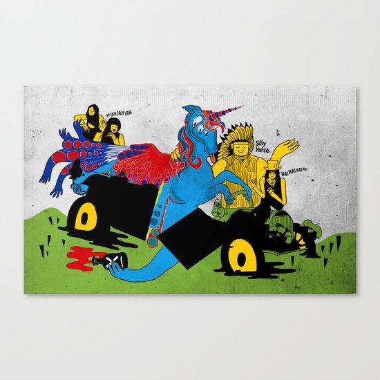 """Americana"" by Steven Fiche Canvas Print"