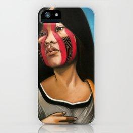Kayapo Rennaisance iPhone Case