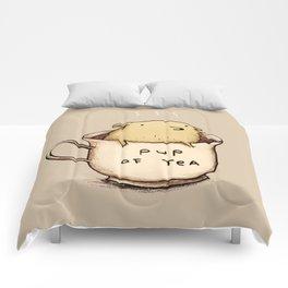 Pup of Tea Comforters