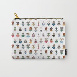 Animal Alphabet Carry-All Pouch