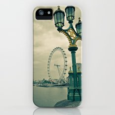 View of the London Eye Slim Case iPhone (5, 5s)