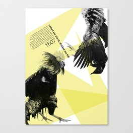 United we stand Canvas Print