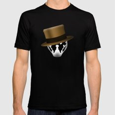 Rorschach SMALL Mens Fitted Tee Black