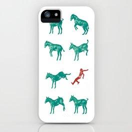 Mule iPhone Case