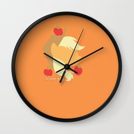 Apple Jack Wall Clock