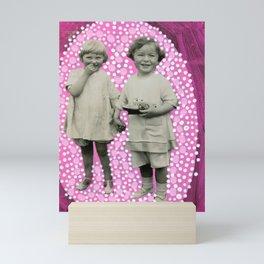 Little Gesture Mini Art Print