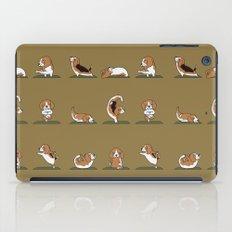 Beagle Yoga iPad Case