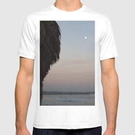 Surfing In The Moonlight T-shirt