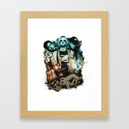 Nirvana Framed Art Print