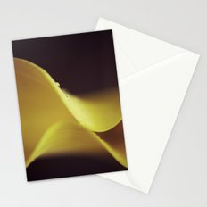 Calla Lilly AbstractII Stationery Cards