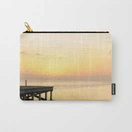 Sunset's in Belize Carry-All Pouch
