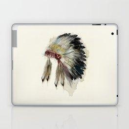 Headdress Laptop & iPad Skin