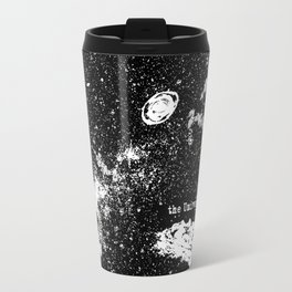 The Universe Doesn't Care Travel Mug