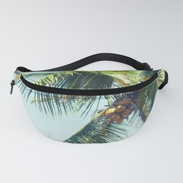 Palm Whispers Fanny Pack