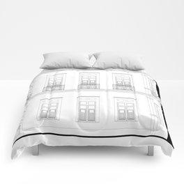Brazil Facade Comforters