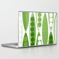 mod Laptop & iPad Skins featuring Mod Pod by Alex Morgan