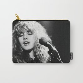 Stevie Nicks Music Poster Carry-All Pouch