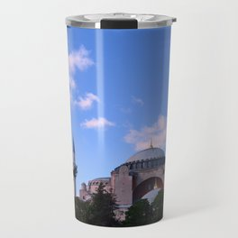 An Afternoon in Hagia Sophia (Aya Sofia, Istanbul) Travel Mug