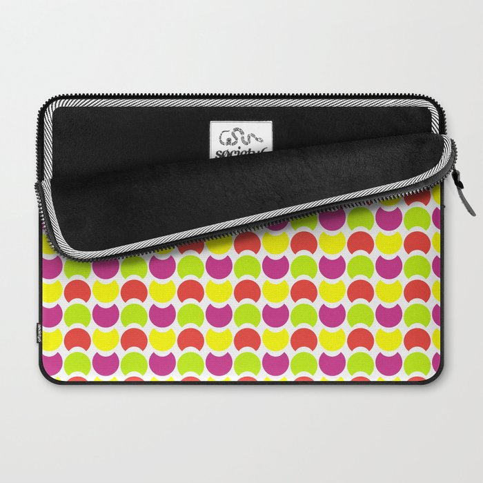 Hob Nob Citrus 5 Laptop Sleeve