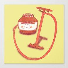Pump Up The Jam Canvas Print