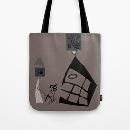 Kandinsky...comics! Tote Bag