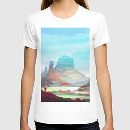 On another planet 2 T-shirt