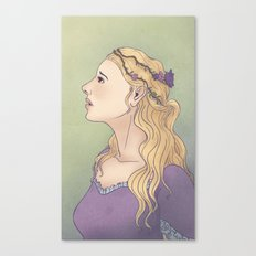 Maiden Canvas Print