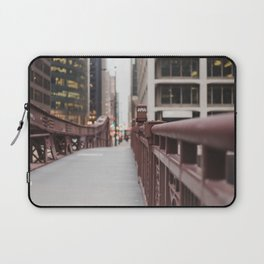 Loop Days - Chicago Photography Laptop Sleeve