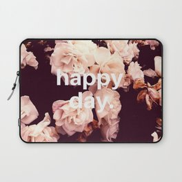 Happy Day Laptop Sleeve