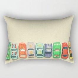 Get Set Go Rectangular Pillow