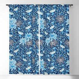 Fish Pond 2 Blackout Curtain