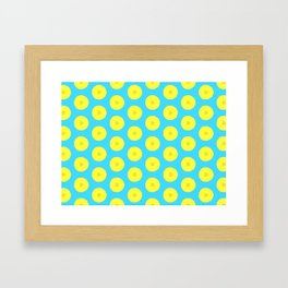 Daisy Framed Art Print
