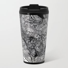 A Mother's love Metal Travel Mug