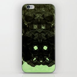 Alien Cocoons iPhone Skin
