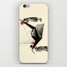 In Search Of Beauty (Circa 1876) iPhone & iPod Skin