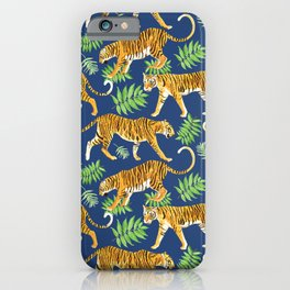 Tiger Trail iPhone Case