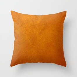 Gold Stucco - Gold Home Decor - Corbin Henry - Faux Finishes - Shimmer Stone Throw Pillow