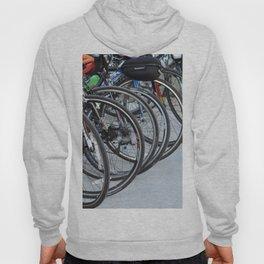 Bicycle Wheels Hoody