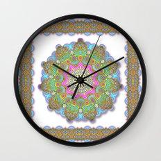Mix&Match Indian Candy 01 Wall Clock
