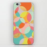 fancy iPhone & iPod Skins featuring Fancy by K&C Design