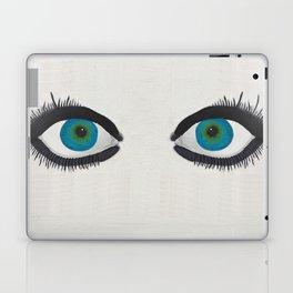 Bright Eyes Laptop & iPad Skin