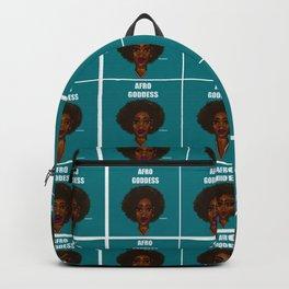 Afro Goddess Backpack