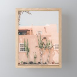 Vintage Los Angeles Framed Mini Art Print