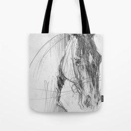 Horse (Handsome) Tote Bag
