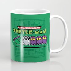 Hero in a Pac-Shell (Donnie) Mug
