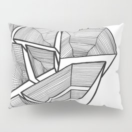 Pockets Pillow Sham
