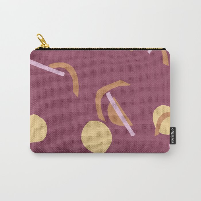 Cut and Paste 2 Carry-All Pouch
