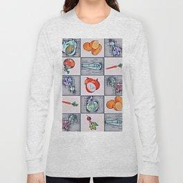 Winter Veg. Long Sleeve T-shirt