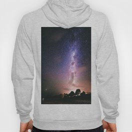 Milky Way Galaxy IV Hoody