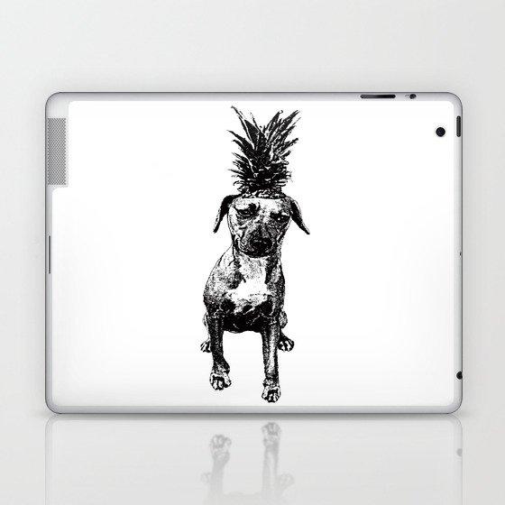 Pineapple Pup Laptop & iPad Skin